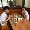 皿そば食べ放題 2015年7月20日 爽やかカップルの皿そば食べ放題★