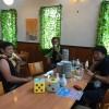 皿そば食べ放題 2015年7月25日 地元出身 漢3人組