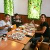 皿そば食べ放題 2015年7月27日 ライダー3名様