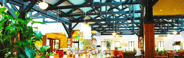 地ビール醸造所併設レストラン出石城山ガーデン