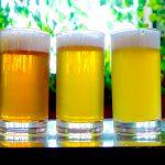 100円ビール ミニグラス